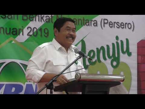 Rapat Kerja RKAP 2019 PT KBN (Persero)