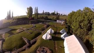 Petronell Carnuntum Austria  city pictures gallery : TBS Discovery - Roman Camp Carnuntum FPV