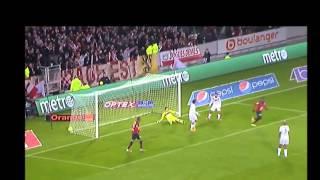 Salomon Kalous 15 Treffer in der Saison 2012/13 (Lille)