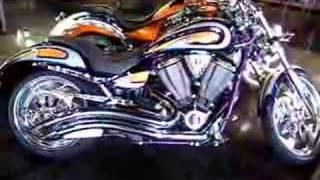 2. 08 Cory Ness Jackpot w/ Swept Exhaust
