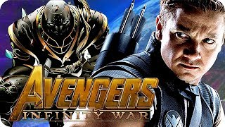 Nonton Hawkeye Becomes Ronin In Avengers 3    Avengers 3  Infinity War Movie Preview Film Subtitle Indonesia Streaming Movie Download