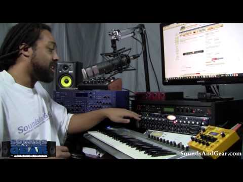 Presonus Studio Channel  vacuum tube mic preamp review