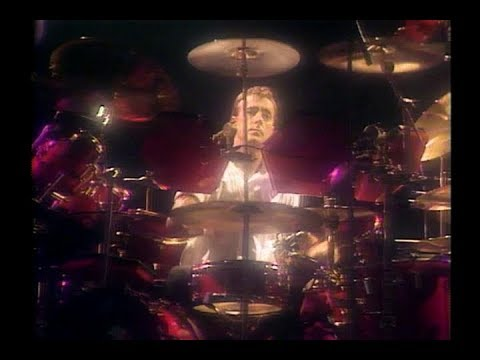 RUSH - The Enemy Within (live) 1984 - Grace Under Pressure Tour
