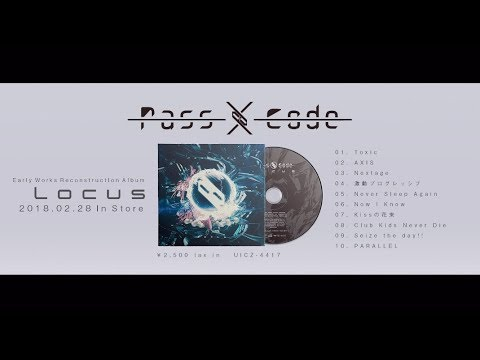 ", title : 'PassCode ""Locus"" all songs trailer'"