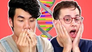 Video The Try Guys Take An Ancestry DNA Test MP3, 3GP, MP4, WEBM, AVI, FLV Juni 2019