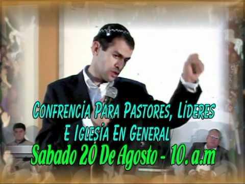 Conferencias del Dr. David Diamond en Chimbote, Perú: 16 - 21 Agosto 2011