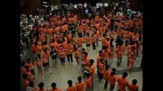 Vũ điệu CHICKEN DANCE - Đánh thức tiềm năng 24,25,26/08/2012