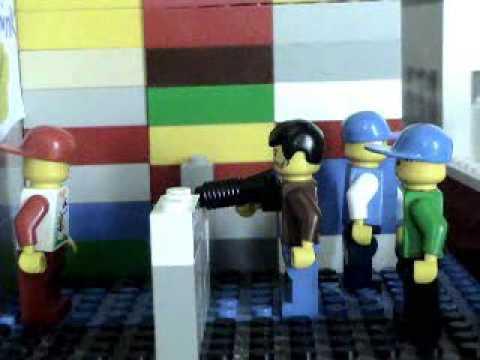 Lego Jaws Pt. 1