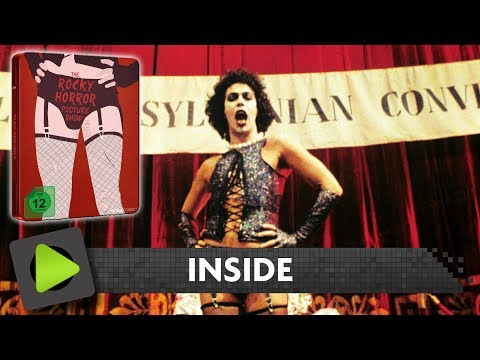 The Rocky Horror Picture Show - Futurepack 🎬 Inside
