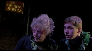 Nonton David Walliams  Gangsta Granny Trailer   Live On Stage Film Subtitle Indonesia Streaming Movie Download