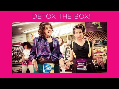 """Detox the Box - Spoof of Justin Timberlake's """"Dick in a Box"""" on SNL"""