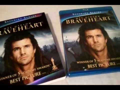 Braveheart (1995) - Blu Ray Review And Unboxing