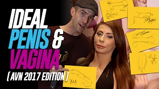 "Brazzers contract star Danny D takes us on a tour of AVN 2017 asking porn stars ""What does your ideal penis/vagina look like?"".► Featuring: Madison Ivy, Monique Alexander, Piper Perri, Romi Rain, Phoenix Marie, Syren de Mer, Amirah Adara, Nicole Aniston, Charles Dera, Toni Ribas, Ryan Ryder, Sophia Knight, Alexis Fawx.► For more fun stuff check us out - socially ;):Facebook: https://www.facebook.com/TrendzzOfficialInstagram: https://www.instagram.com/trendzzofficialTwitter: https://twitter.com/TrendzzOfficial► For official Brazzers gear: http://bit.ly/2qQ3ee3"
