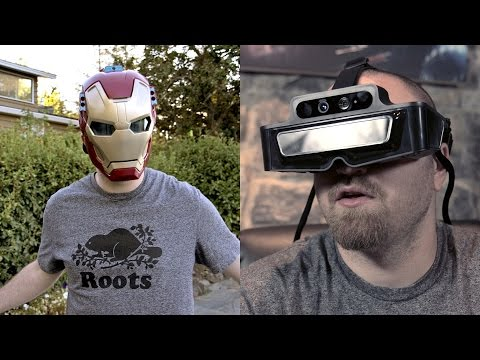 unboxtherapy - Meta 1 Developer Kit + Meta Pro Is this the future of augmented reality? http://getameta.com Had a chance to try out both the Meta 1 Developer kit as well as...