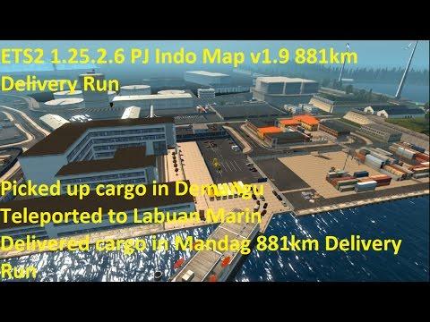 PJ Indo Map v1.9