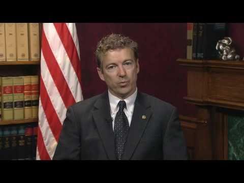 Sen. Rand Paul: State of the Union Response