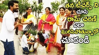 Video See How Ramcharan Acting In front Of His Teachers | Independence Day Celebrations | Tollywood Book MP3, 3GP, MP4, WEBM, AVI, FLV September 2018