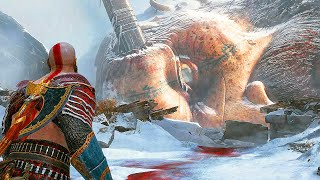 Video God Of War 4 - Kratos Vs Thor Brother Final Boss Fight + SECRET Ending  PS4 2018 MP3, 3GP, MP4, WEBM, AVI, FLV Februari 2019