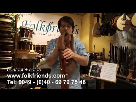 spanish bagpipe