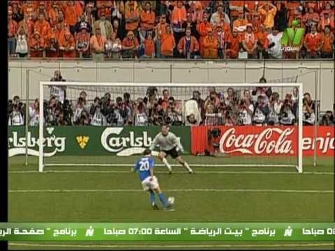 ITALY vs HOLLAND EURO 2000