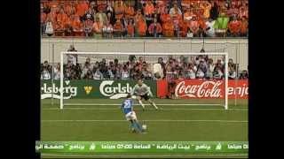 EM 2000: Italien besiegt die Niederlande im Elfmeterschießen