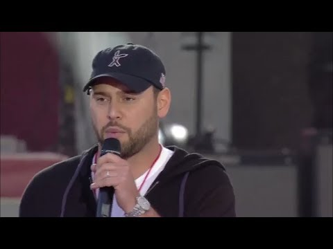 Scooter Braun Speech at the One Love Manchester Concert