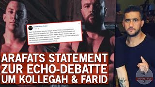 Video Arafat Abou-Chaker kommentiert ECHO-Debatte um Kollegah & Farid Bang! MP3, 3GP, MP4, WEBM, AVI, FLV April 2018