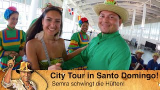 Santo Domingo: City-Tour mit Semra
