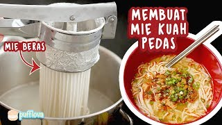 Video MEMBUAT MIE AYAM KUAH PEDAS MP3, 3GP, MP4, WEBM, AVI, FLV Mei 2019