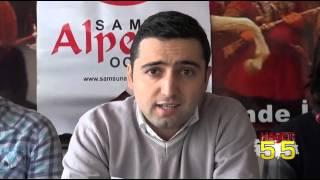 SAMSUNLU ALPERENLER TERÖR KONUSUNDA DÜNYA LİDERLERİNE SESLENDİ