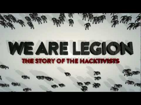"""We Are Legion"" Anonymous Documentary Released Online – Video"