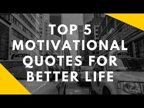 Brainy quotes - Top 5 Motivational Quotes