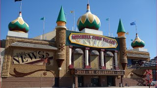 Mitchell (SD) United States  city images : Visiting Corn Palace, Building in Mitchell, South Dakota, United States