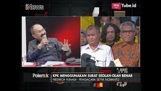 Video Pengacara Setnov: KPK Berlakon Layaknya Pemain Sinetron Part 01 - Polemik 09/11 MP3, 3GP, MP4, WEBM, AVI, FLV Juni 2018