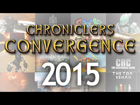 Chroniclers' Convergence 2015