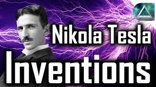 Today David talks about Nikola Tesla's Greatest Inventions!