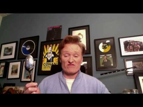 michelle - Hey guys it's me Conan O'Brien this is my video response to Michelle Phan's ways to get pretty video with a spoon video at http://www.youtube.com/watch?v=xqi...