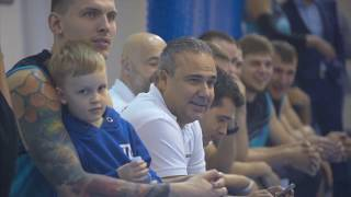 Презентация баскетбольного клуба «Астана» 2017/2018