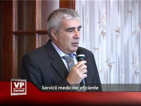 Servicii medicale eficiente