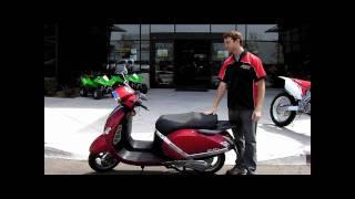 10. FBC - 2008 Lance Milan Scooter