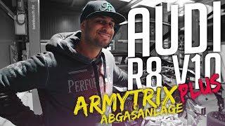Download Youtube: JP Performance - Audi R8 V10 Plus | Armytrix Abgasanlage