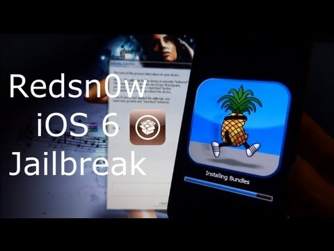 DinoZambas2 - Please Read ▽ NEW How To Jailbreak iOS 6.1.3 Tutorial: http://youtu.be/8KmwoB7ggWI Download NEW Redsn0w 0.9.15b3: http://blog.iphone-dev.org/post/33546509336...