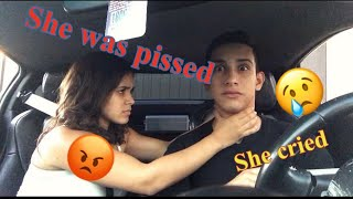 CRAZY CHEATING PRANK ON GIRLFRIEND!!!! (She hates me now) *CRYING WARNING*
