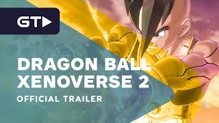 Dragon Ball Xenoverse 2 - Official Ultra Pack 2 Launch Trailer by GameTrailers