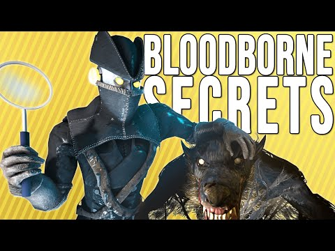 6 Hidden Tricks & Secrets In Bloodborne!