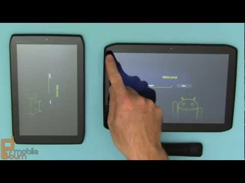 Motorola DROID XYBOARD 10.1 and 8.2 Android tablets – part 1 of 2