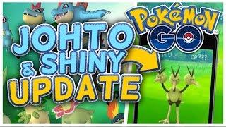 Pokemon GO JOHTO UPDATE! Shiny Pokemon & More Features Leaked by Tyranitar Tube