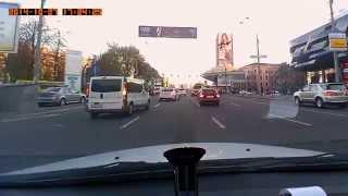 Перекресток Горького и Ковпака