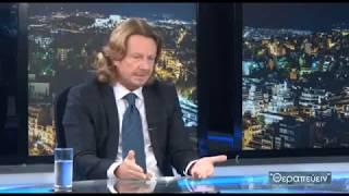 Συνέντευξη της χειρουργού ΩΡΛ Ηλία Φωτόπουλου στην εκπομπή «Θεραπεύειν»