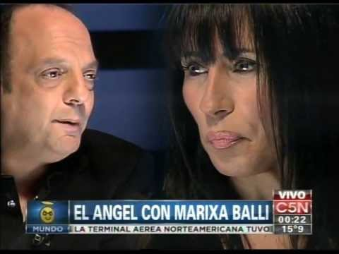 C5N - EL ANGEL DE LA MEDIANOCHE CON MARIXA BALLI